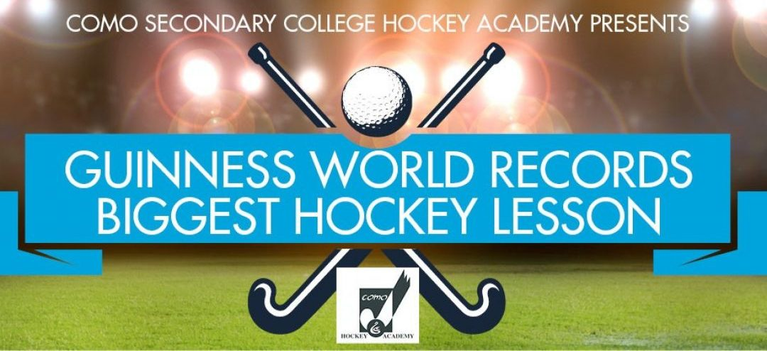 Guinness World Records Biggest Hockey Lesson
